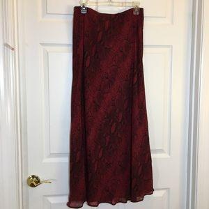 Karen Kane Lifestyle Skirt Size L
